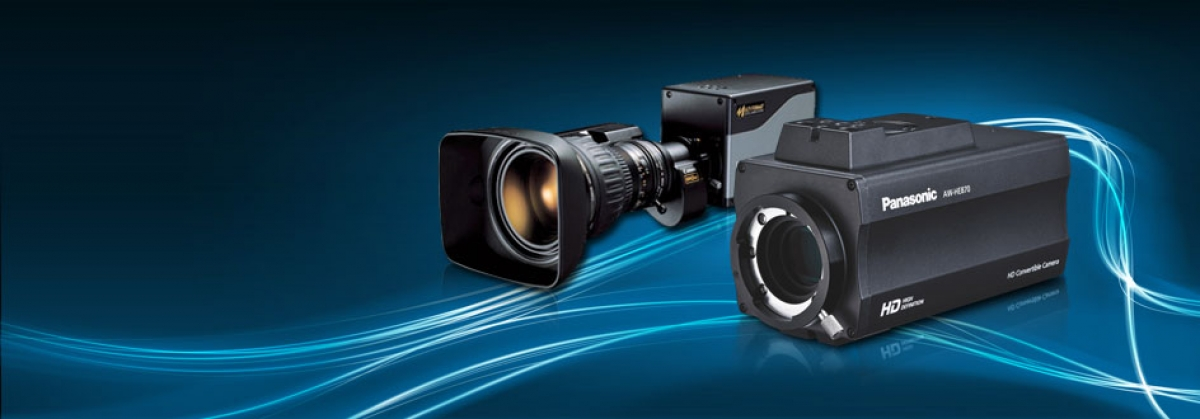 Convertable HD cameras header - new