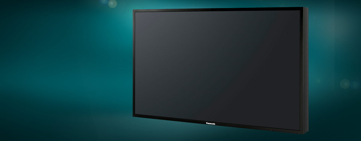 4K Display, Professional Use, Flat Panel Display, Rental and Staging, Control room, conference room